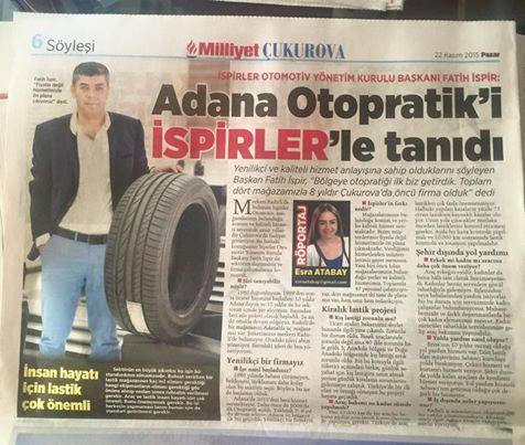 Adana Otopratik'i Tanıdı